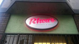 Rhea Deli