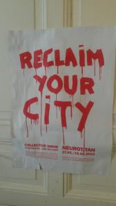 Reclaim your city