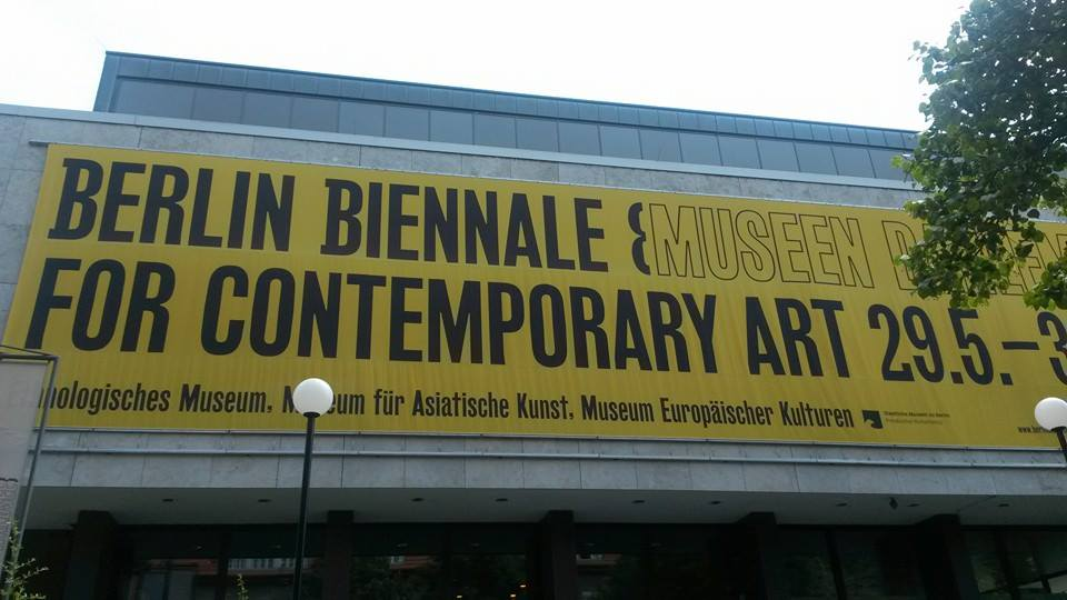 Berlin Biennale 8 Review on Ahorn TV Website