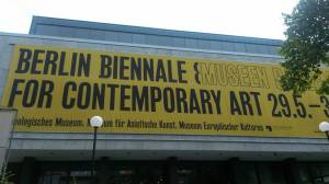 Biennale yellow photo