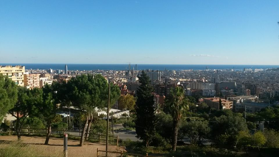 A Weekend in Barcelona (1/6)