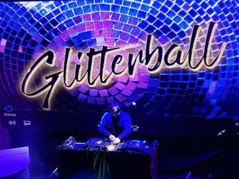 Dean Glitterball header 2