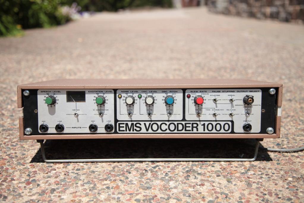 EMS Vocoder